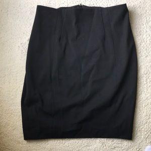 Express Black Suit Skirt Size 10